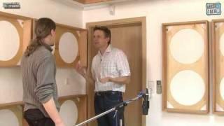HOFA Basstraps, Absorber und Diffuser Akustikmodule Teil 1
