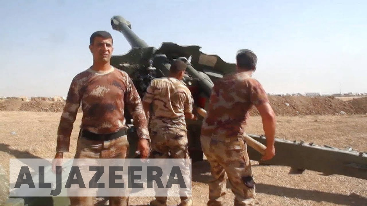 Iraqi forces 'completing mission' to drive ISIL out from northern Iraq