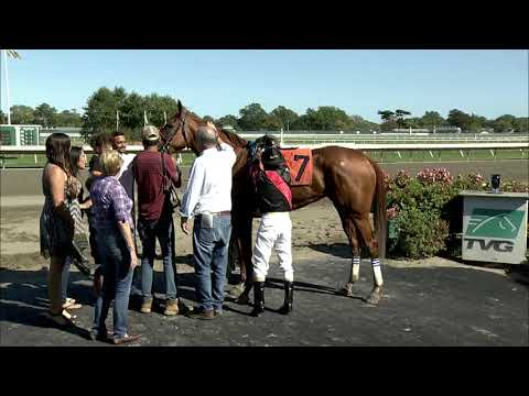 video thumbnail for MONMOUTH PARK 9-29-19 RACE 04