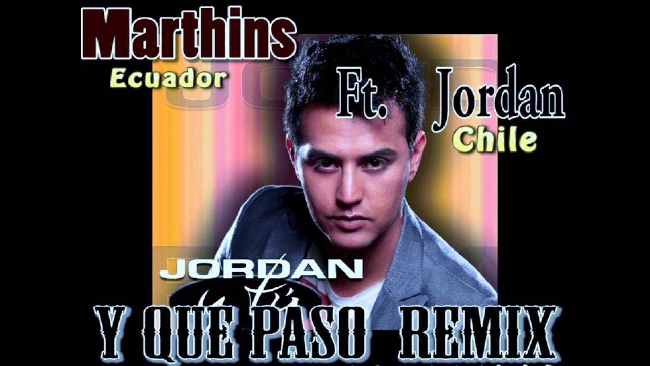 jordan y que paso remix
