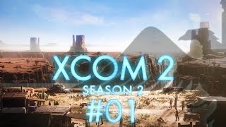 XCOM 2 Legend #01 Returning To Duty [Modded] - Let's Play