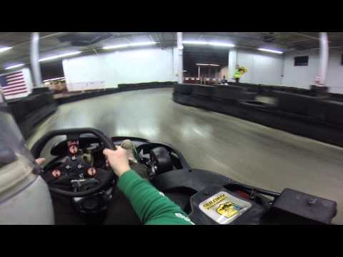 KM Kart League 3/17/15 Race 1