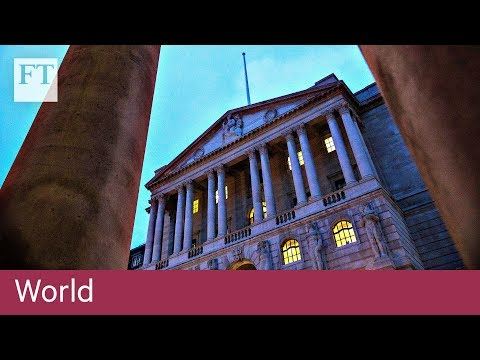 BOE's UK economy worries | World