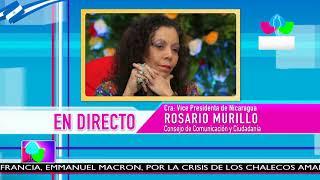 Comunicación con la Vicepresidenta Compañera Rosario Murillo, 06 de Diciembre de 2018