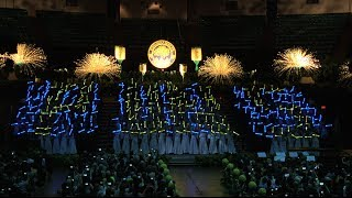 "Punahou Class of 2014 Flashmob / ""Do I Make You Proud"" (Commencement 2014)"