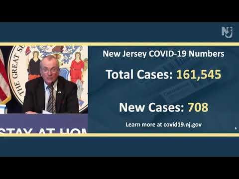 Coronavirus in New Jersey: Update on June 2, 2020