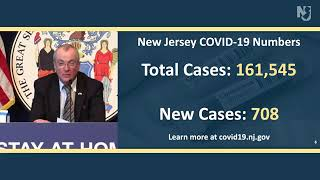 Coronavirus in New Jersey: Update on June 2, 2020