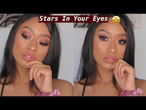 Charlotte Tilbury Stars In Your Eyes Palette - Sultry Smokey Eye GRWM thumbnail