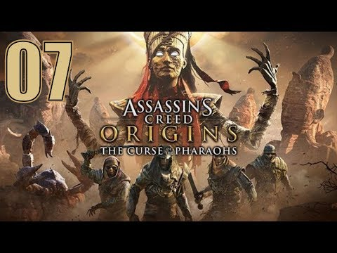 Assassin's Creed Origins - The Curse of the Pharaohs DLC - Let's Play Part 7: Ramesses thumbnail