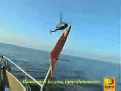 UFO+ USO Unbelievable Daylight Footage In The Sea