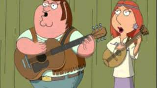 Family Guy - Noble Indian Chief - Extended
