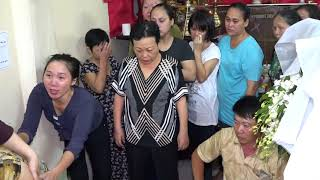 TANG LỄ ÔNG CAO VĂN CHÂU 68 Tuổi - Phần 1
