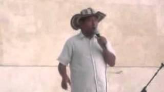 REYNALDO RUIZ - EL CORRONCHO ENTRENDO A UN SUPERMERCADO