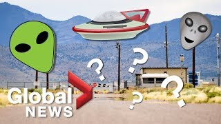 Does Area 51 have anything to do with aliens?