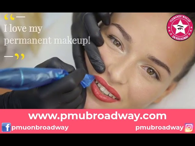 Permanent Makeup On Broadway