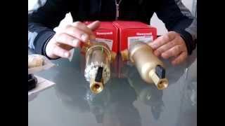 Honeywell FF06-3/4 (1/2) AA и AAM - как отличить подделку, назначение фильтра, промывка(, 2015-10-07T09:24:31.000Z)