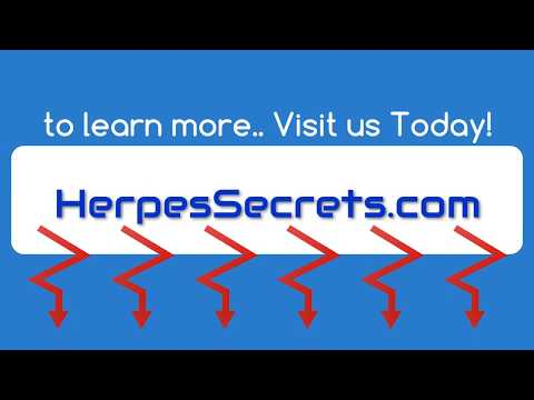 Oral herpes cure 2018 - Myhiton