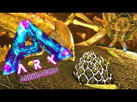 ARK ABERRATION! ROCK DRAKE TAMING! ( Ark Aberration Gameplay Ep 10 )