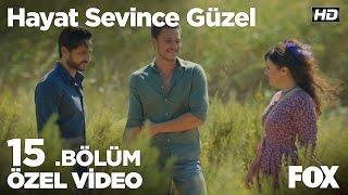 Savaş, aradığı dört yapraklı yonca'yı İlknur'da buluyor! Hayat Sevince Güzel 15. Bölüm