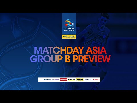 Matchday Asia: Group B Preview. Match day 6