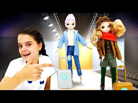 Крутая одежда для кукол Соня Роуз - Игры Одевалки. Салон красоты