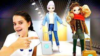 Куклы Соня Роуз на показе мод! Одежда для кукол - Одевалки - Мультики для девочек