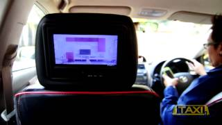 IKEA ads in taxi by Taximedia Thailand Thumbnail
