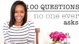 100 Questions No One Ever Asks | TAG