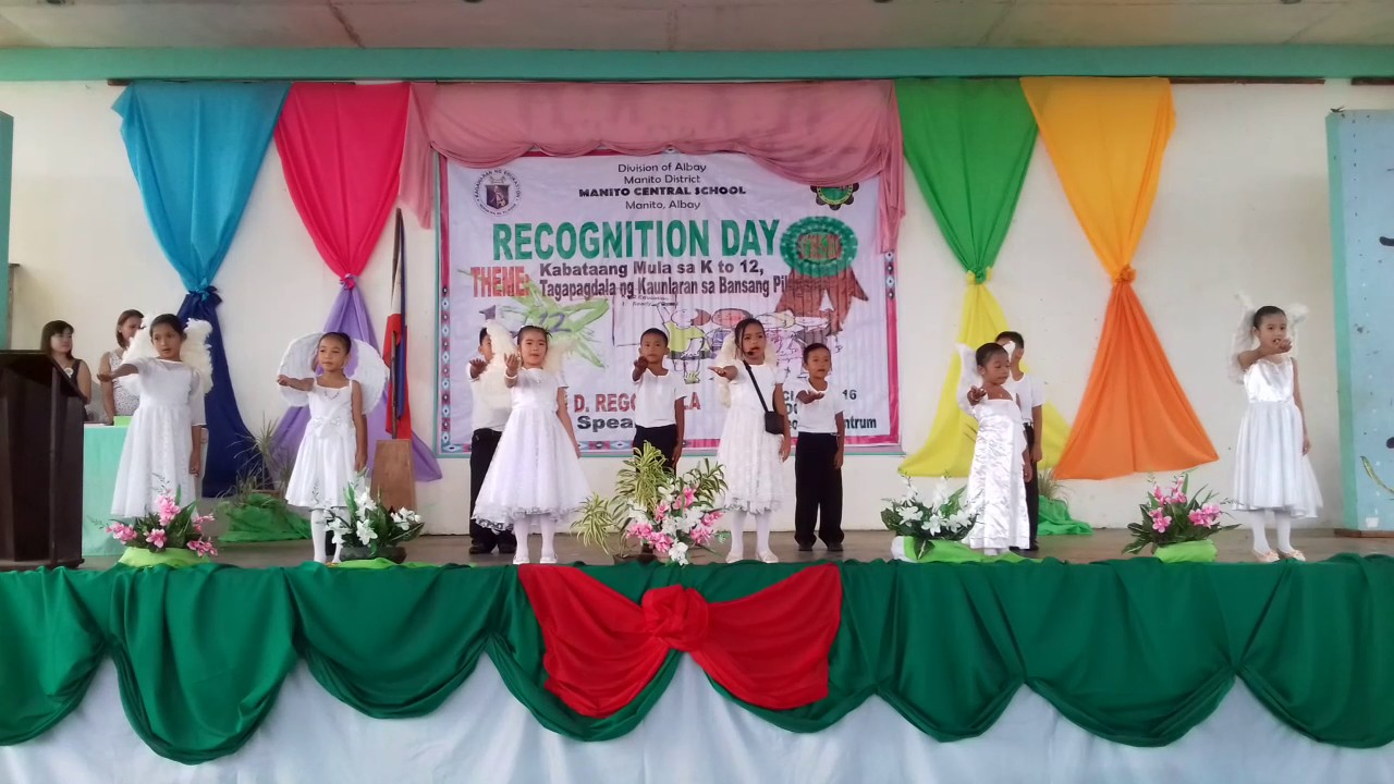 School Recognition Day Song Youtube