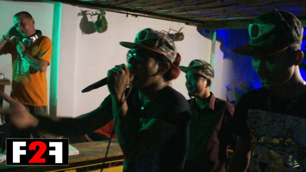 Freestyle KlapYaHandz and Khmer Torsue