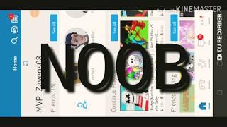NOOB VS PRO Parkour [Roblox Indonesia] #1