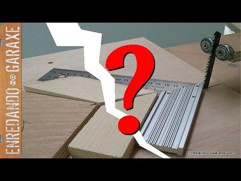 Problemas con la sierra de calar de mesa y cortes a 45 - Sierra de calar ...