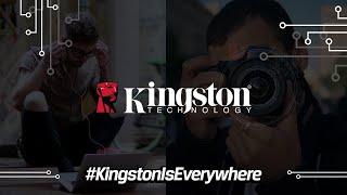 Kingston is everywhere