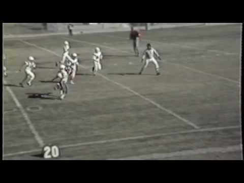 1984 Barstow Steelers vs SB Colts