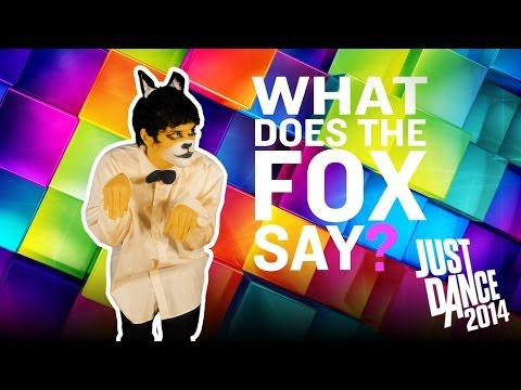 JUST DANCE 2018 Ylvis  The Fox What Does the Fox Say?