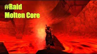 World of Warcraft Claṡsic #Raid Molten Core Deutsch