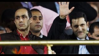 العاشرة مساء| تعليق ضيوف العاشرة على ظهور علاء وجمال مبارك بالمدرجات