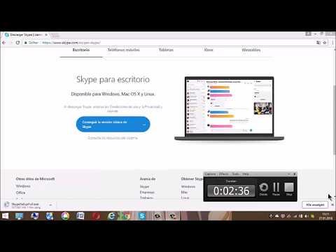 como instalar de nuevo la Version antigua de Skype 2017 para PC y Laptop