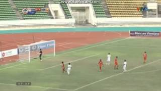 trực tiếp U19 Việt Nam và U19 Singapore ngày 29/8/2015 Hiệp 2c