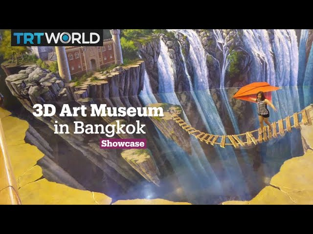 Art in Paradise 3D Museum in Bangkok | Exhibitions | Showcase
