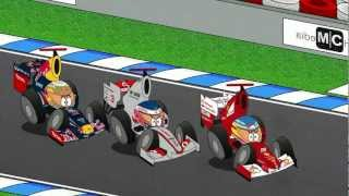 MiniDrivers - Chapter 4x10 - 2012 German Grand Prix