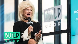"""Theresa Caputo Discusses """"Long Island Medium"""" And Her Book, """"Good Grief: Heal Your Soul, Honor Your"""