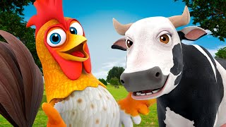 Let's Sing Bartolito and More Songs! - Videos for Kids