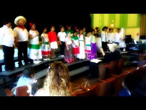 Tijerina Elementary School Cinco de Mayo  Program At Austin High School