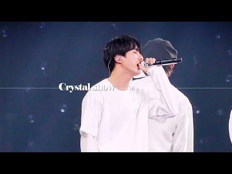 180418 방탄소년단 BTS - CRYSTAL SNOW 크리스탈 스노우 (JIN FOCUS / JIN FANCAM / 석진 직캠)