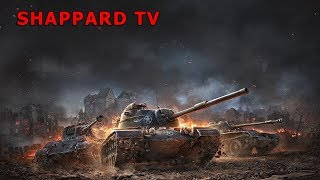 World of Tanks.  Челлендж-стрим с Mr_Grapes по нанесенному урону (9-10 лвл)!!!+ общение с чатом!!!