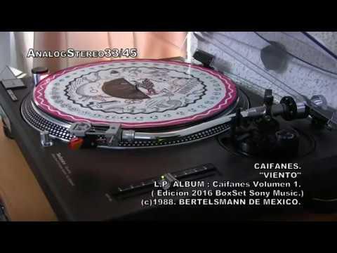 Caifanes : Test de Audio LP's Vinilos 1eras Ediciones vs Edición Box Set 2016.