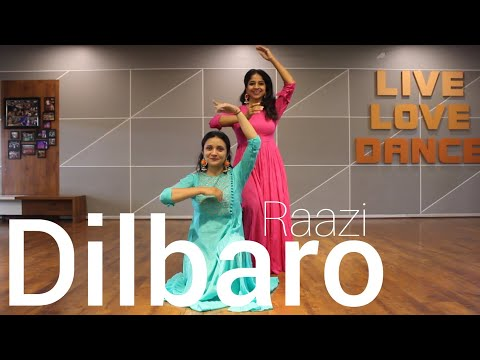 DILBARO DANCE COVER/ HINA KHAN UNPLUGGED SONG/ BIDAI/ SHADI/ BRIDE DANCE/ RITU SURAT.