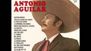 Antonio Aguilar, Preso Me Llevan.wmv