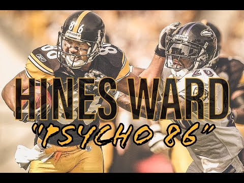 Hines Ward Ultimate Career Highlights ||